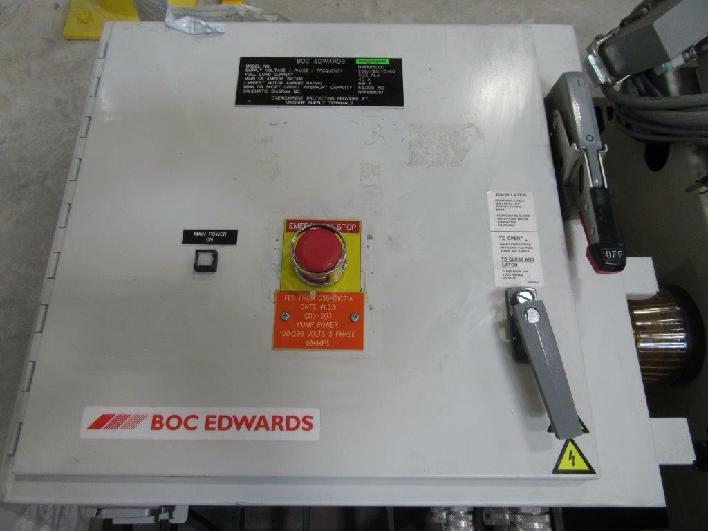 NGR883000 / A/C PUMP BOX EMBLY / EDWARDS VACUUM | eBay on