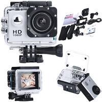 1080P MINI DV Helmet Cam Sport Recorder Waterproof Car Action Camera Camcorder