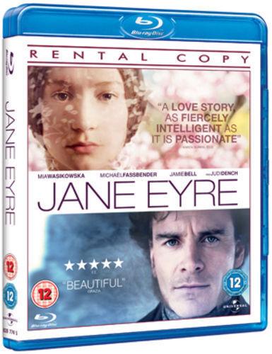 JANE AYRE - (N122)  {Bluray}