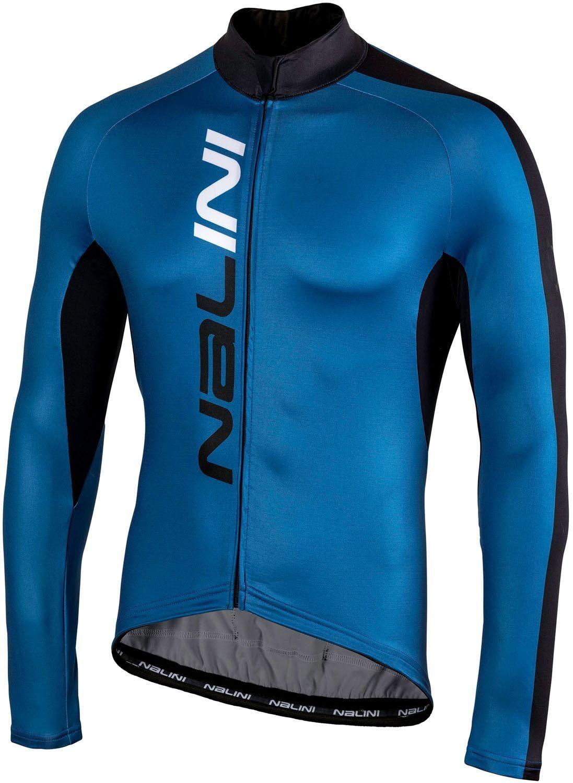 Nalini PRO Nalini LW Jersey Radtrikot Langarm blue (UVP  89,90 EUR)