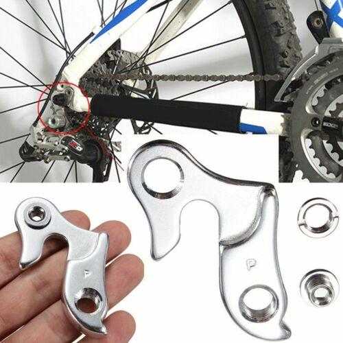 Aluminium Alloy Rear Gear Mech Bicycle Accessories Bike Derailleur Hanger Hook