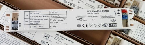 .PP6541 LED Driver Trafo Transformator LT40-36//1050 15-36 V DC