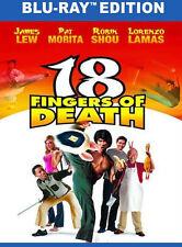 18 FINGERS OF DEATH (BooBoo Stewart) - BLU RAY - Region Free - Sealed