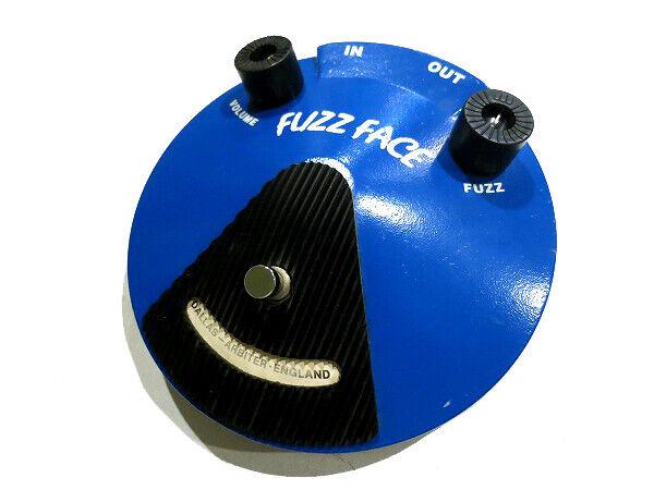 Jim Dunlop 1992FUZZ FACE JHF2 DALLAS-ARBITER Blau Japan rare beautiful EMS F S
