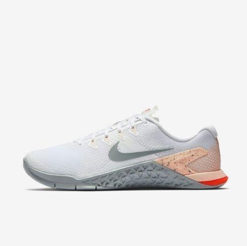 Nike Metcon 4    Carmesí  (924593 104) Cross Fit entrenadores Reino Unido 7.5-8.5  bajo precio del 40%
