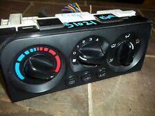 98-99 SUBARU LEGACY LHD CLIMATE CONTROL w// AC heater temperature