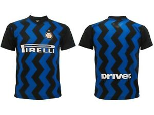 Details about Maglia inter 2021 Official Neutral currency Home 2020 unnamed number Nerazzurri- show original title