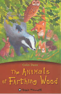 The-Animals-of-Farthing-Wood-Classic-Mammoth-Dann-Colin-Very-Good-Book