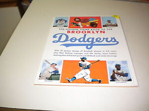1955-BROOKLYN-DODGERS-GOLDEN-PRESS-STAMP-BOOK-KOUFAX