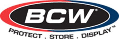 3 tarjeta de cartón Bcw 800 Conde Cajas de Almacenamiento Estuche Deportivo comerciales de béisbol MTG