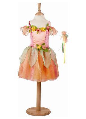 ' Peach Melba 'woodland Arancione Costume Travestimento Da Fata