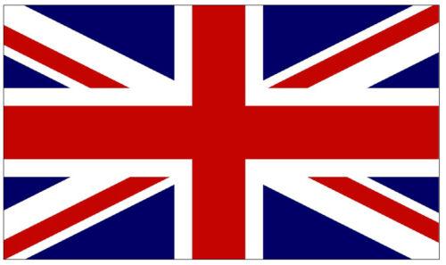 Union Jack-Flagge Neuheit Jumbo Kühlschrankmagnet BRANDNEU