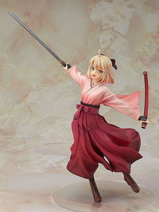 FIGURE TUN STAY NIGHT KOHA ACE SABER 22 CM DIENER EMIYA SHIRO ANIME MANGA  1