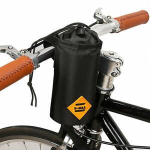 Road-Bike-Front-Lenker-Trinkflasche-Isolier-Tasche-Radfahren-Cup-Flasche-Tasche