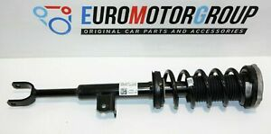 BMW-Sinistro-Fronte-Molla-Puntone-Ammortizzatore-Frontale-Coilover-Sospensioni