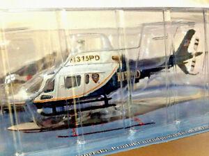 Agusta-A119-Koala-Polizia-NY-NYPD-Scala-1-72-Die-Cast-RunSun-Nuovo