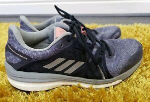 pista Sierra Falsedad  Womens Adidas supernova sequence boost 9 running shoes size ...