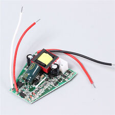 Emergency Power Supply 7W LED Driver AC-DC 3.2V Stable for LED Lamp