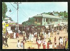 Murree Mall Market Place People Punjab Pakistan 60s