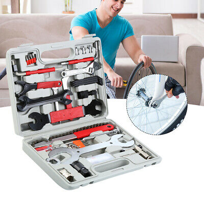Portable 14 in 1 Multi-function Cycling Bicycle Cycle Bike Repair Tool Kits Set