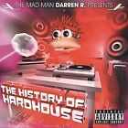 History of Hard House [PA] * by Darren R. (CD, Aug-2002, 2 Discs, Surge Recordings (Warlock))