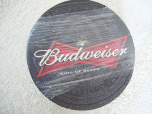 Europe Budweiser Cardboard Coasters, Lot of 14 Perfect Condition