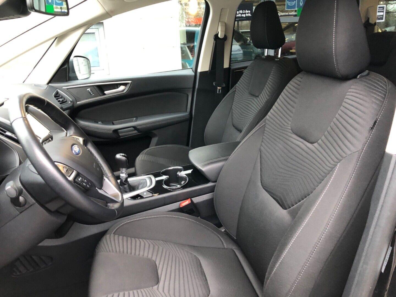Ford S-MAX 1,5 EcoBoost Titanium 7prs - billede 14
