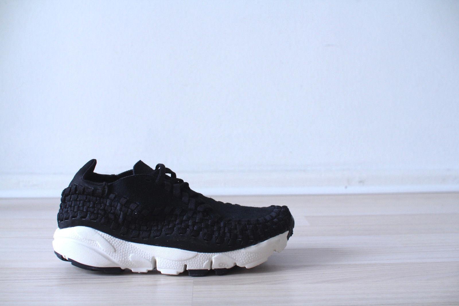 Nike Air Footscape Woven WMNS white Gr. 37,38,39,40 NEU