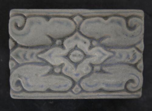 Batchelder Vintage Glazed Tile Blue//Green California