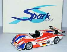 Lola T98/10 Ford #26 Lammers 1999 Le Mans Racing Cars Spark SCLA03 Resin 1/43
