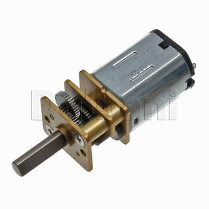 6v dc 300 rpm high torque open gearbox electric motor ebay for 300 rpm high torque dc motor