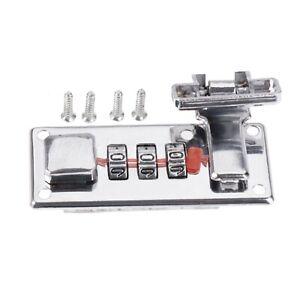 1x Password Lock Latch Jewelry Box Latch Wine Case Lock Luggage Parts Hardware
