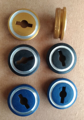 others One pair Gipiemme Alloy crank cover plate fit on Campagnolo Ofmega