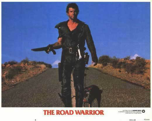 Mad Max 2: The Road Warrior Movie POSTER 11 x 17 F USA NEW Mel Gibson