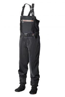 SCIERRA X-Tech CC6 Breathable Stockingfoot  Chest Waders Short  RRP £300