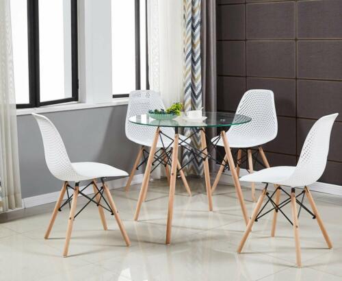 Esstisch Rund Küchentisch Modern Büro Konferenztisch Kaffeetisch Freizeit Holz