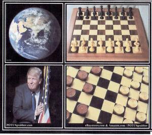 ANTI-Trump-WORLD-CHESS-TRUMP-CHECKERS-humorous-political-bumper-sticker