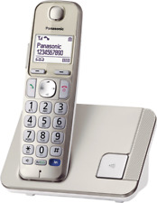 Artikelbild Panasonic KX-TGE210GN Festnetz-Telefon Champagner DECT  Raumüberwachung