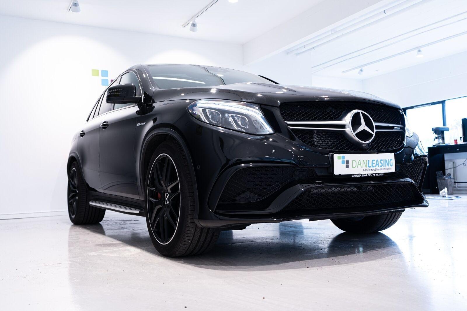 Mercedes GLE63 5,5 AMG aut. 4-M 5d