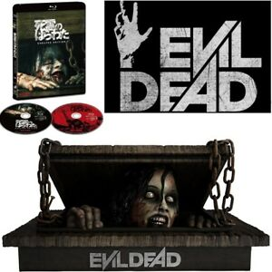 The evil dead video releases | deadites online.