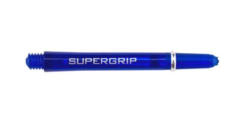 HARROWS SUPERGRIP DART SHAFTS BLUE MEDIUM