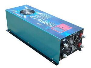 Convertisseur-onduleur-sinusoidale-pur-6000w-24V-a-220V-power-inverter-Charging