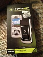 Blackberry Pearl 8110 8120 8130 Powermat Wireless Charge Receiver