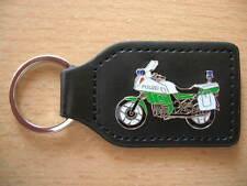 Schlüsselanhänger BMW K 75 / K75 Polizei Police Motorrad  Art. 0419 Motorbike