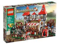 [ Lego ] Castle Kingdoms Joust - 10223 - In Box