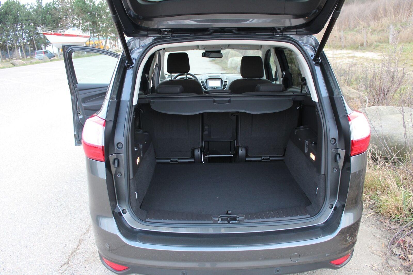 Ford Grand C-MAX 1,5 SCTi 150 Titanium aut. - billede 10