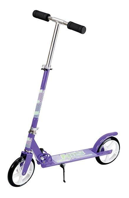 Scooter Roller Tretroller Cityroller Kinderroller Aluminium Abec7 klappbar HL200