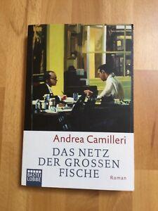 """Andrea Camilleri: """"Das Netz der großen Fische"""", BL Taschenbuch - Bonn, Deutschland - Andrea Camilleri: """"Das Netz der großen Fische"""", BL Taschenbuch - Bonn, Deutschland"""