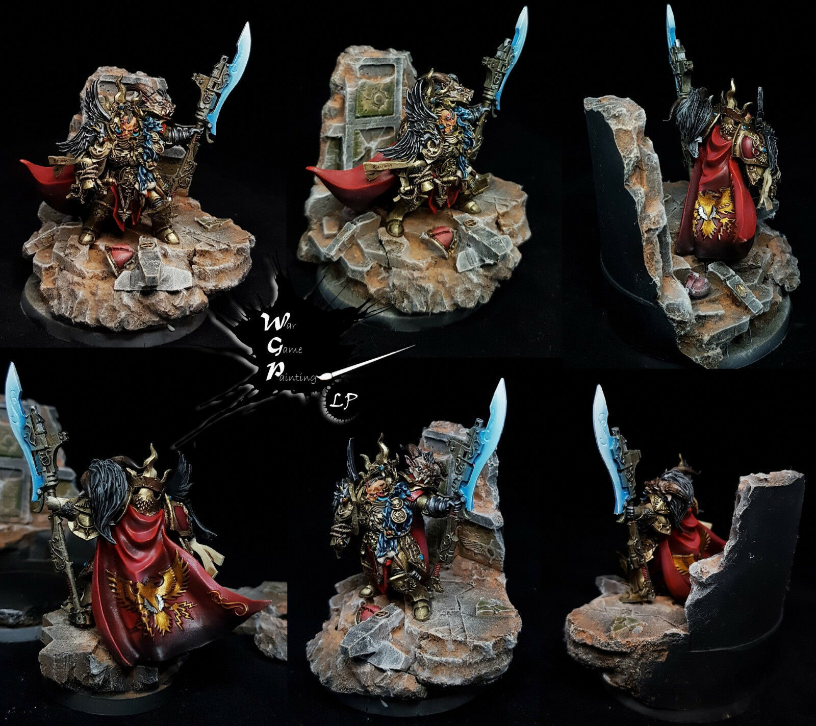 Aberrants Genestealer Cult Commission Commission Commission Superbly Painted 40K 476da6