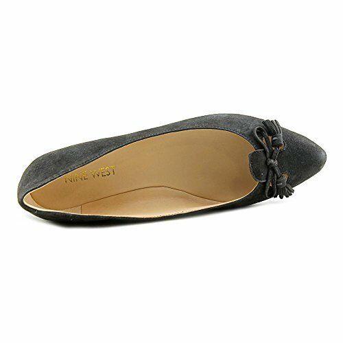 Nine West Damenschuhe Simily Suede Pointed Toe Flat- Pick SZ/Farbe.